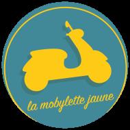 La Mobylette Jaune